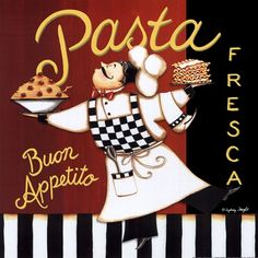 Pasta clipart italian chef Wright Chef pictures Sydney by