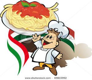 Spaghetti clipart italian person Images Clipart Free Clipart Clipart