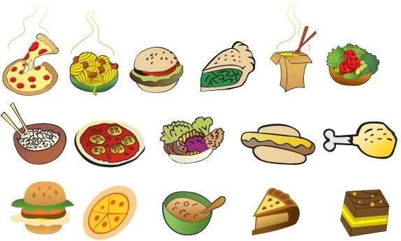 Pasta clipart main course  vector meatballs download free