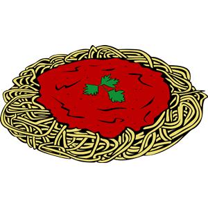 Spaghetti clipart spagetti Collection Pasta Box Clipart pasta