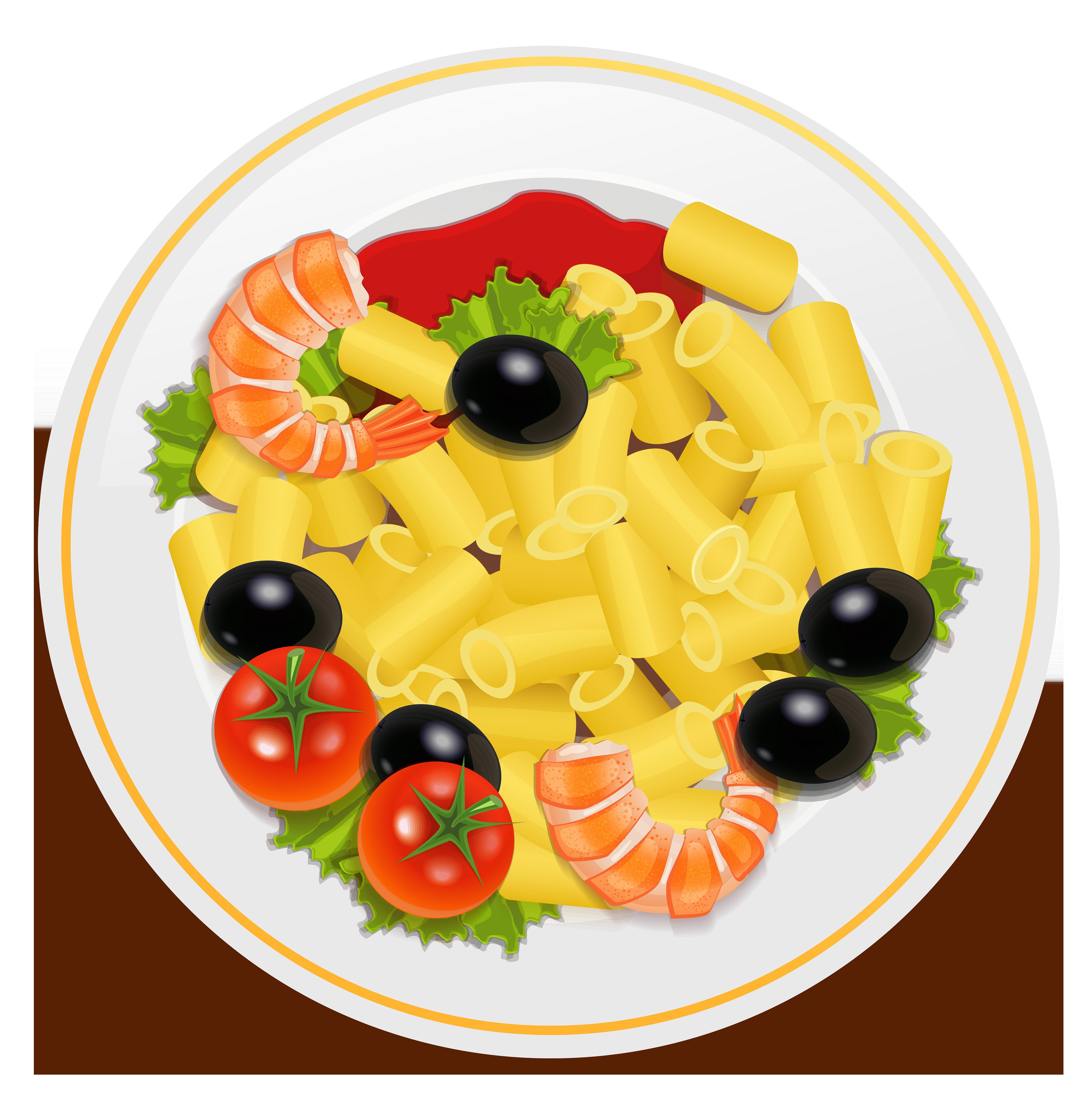 Macaroni clipart pasta salad Salad Macaroni clipart Clip Art