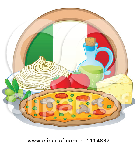 Pasta clipart pizza and pasta Food Italian Cheese cps Pasta