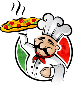 Pasta clipart pizza and pasta Pizza Italian D'oro cuisine 1976