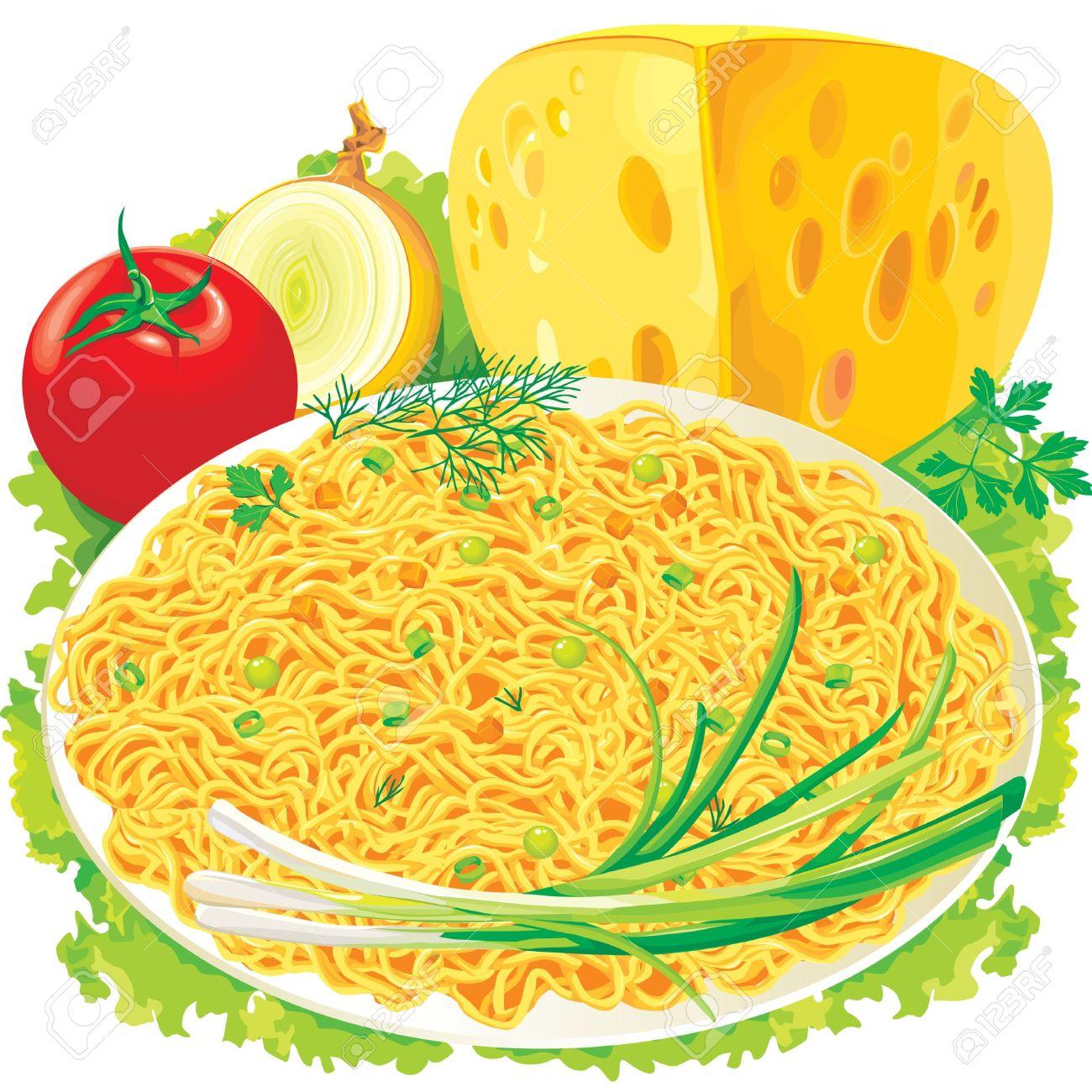 Spaghetti clipart vector Clipart images Spaghetti free stonetire