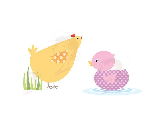 Baby Animal clipart pastel 10496 on images Clipart Files