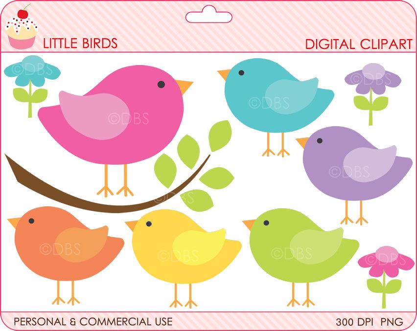 Bird clipart little bird Clipart spring BUY best BABY