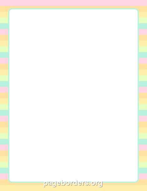 Stripe clipart pastel yellow Vector pastel Horizontal Striped Description