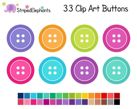 Pastel clipart button Clip Art Clipart Button Images