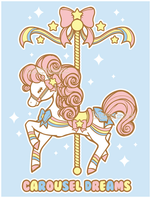 Carousel clipart unicorn Of *MoogleGurl mind what comes