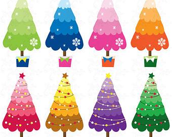Christmas Tree clipart pastel Tree clip be Art my