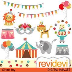 Circus clipart pastel Clowns page Circus Circus more