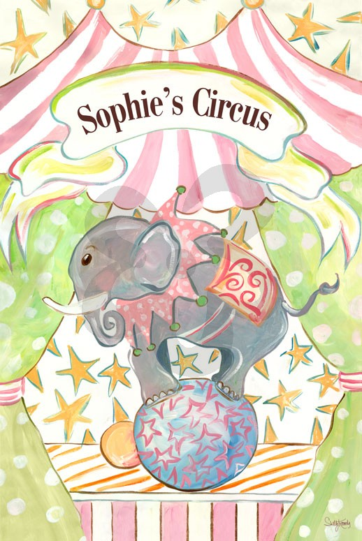 Circus clipart pastel Oopsy Art Pastel Circus More