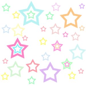 Pastel clipart colorful star Cliparts Cliparts clipart star Zone