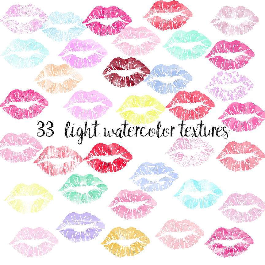Pastel clipart pink lip Is lips lips lips digital