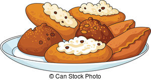 Pastry clipart baked sweet Clipart pastry  a clip