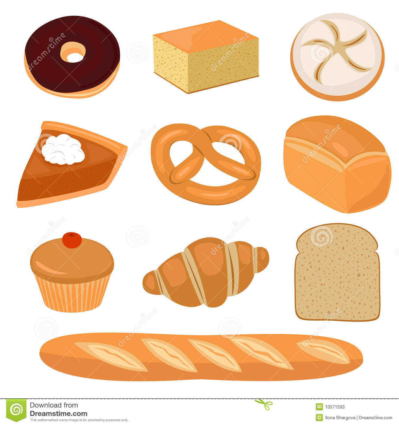 Pastry clipart baked sweet Clipart Pastry Pastry Download Clipart
