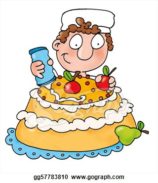 Pastry clipart animated Art Make Clipart Mac On