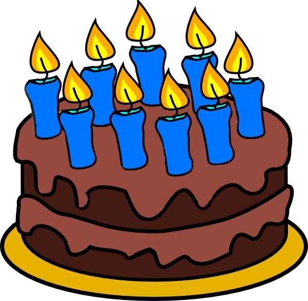 Pastry clipart candle Clip cake Online candle District