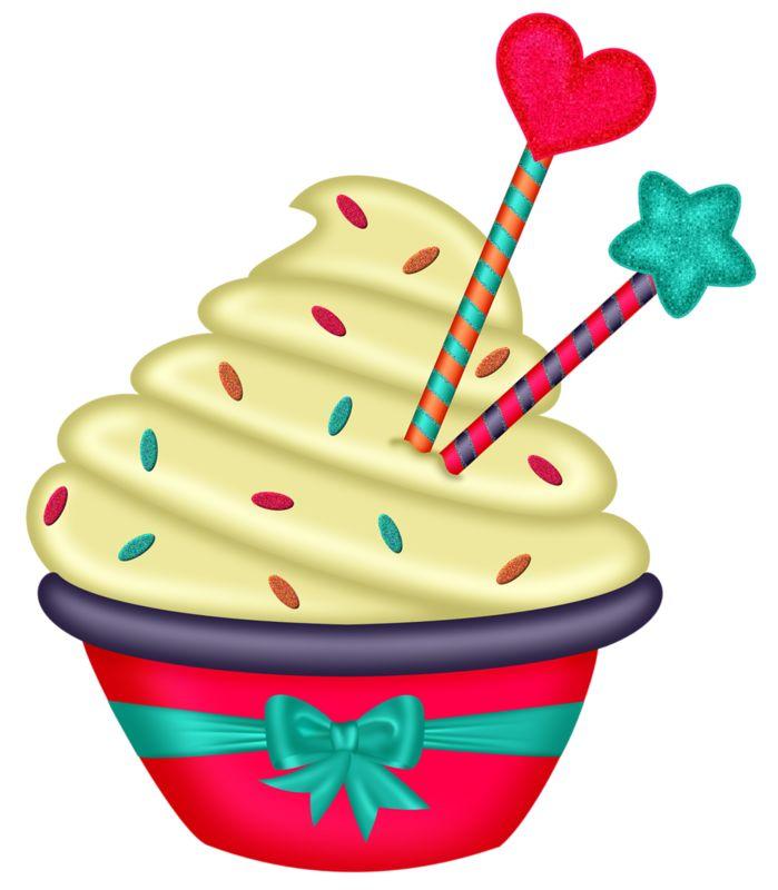 Pastry clipart cupcake Яндекс CUPCAKE Фотки images on