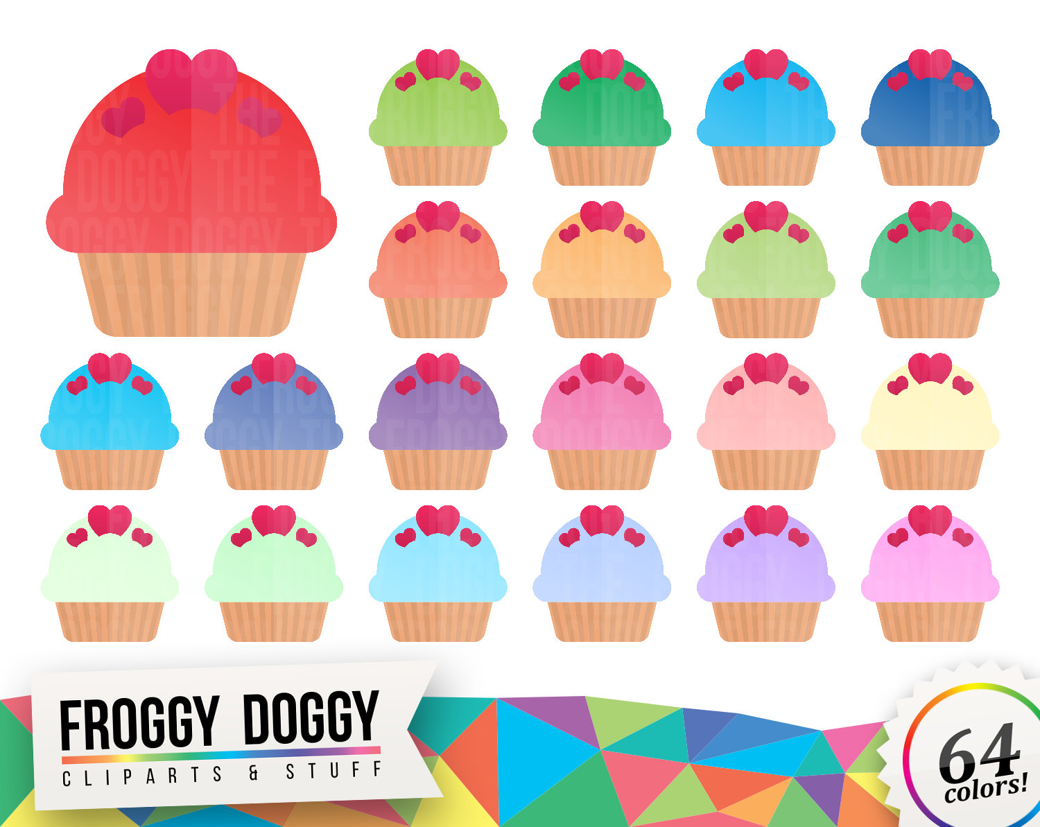 Pastry clipart cupcake Is This Valentines a with