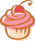 Pastry clipart cupcake Info Clipart cupcake Panda Free