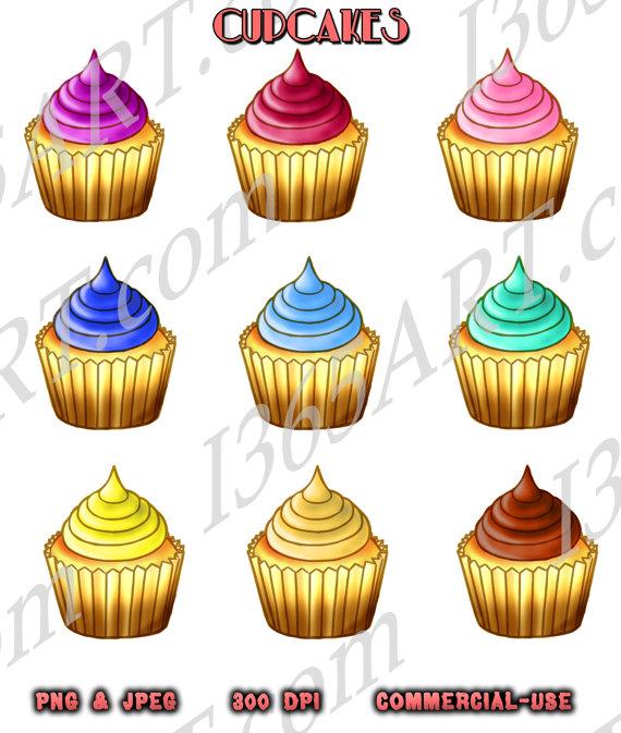 Pastry clipart cupcake Cupcakes Graphics Art Cupcake ·