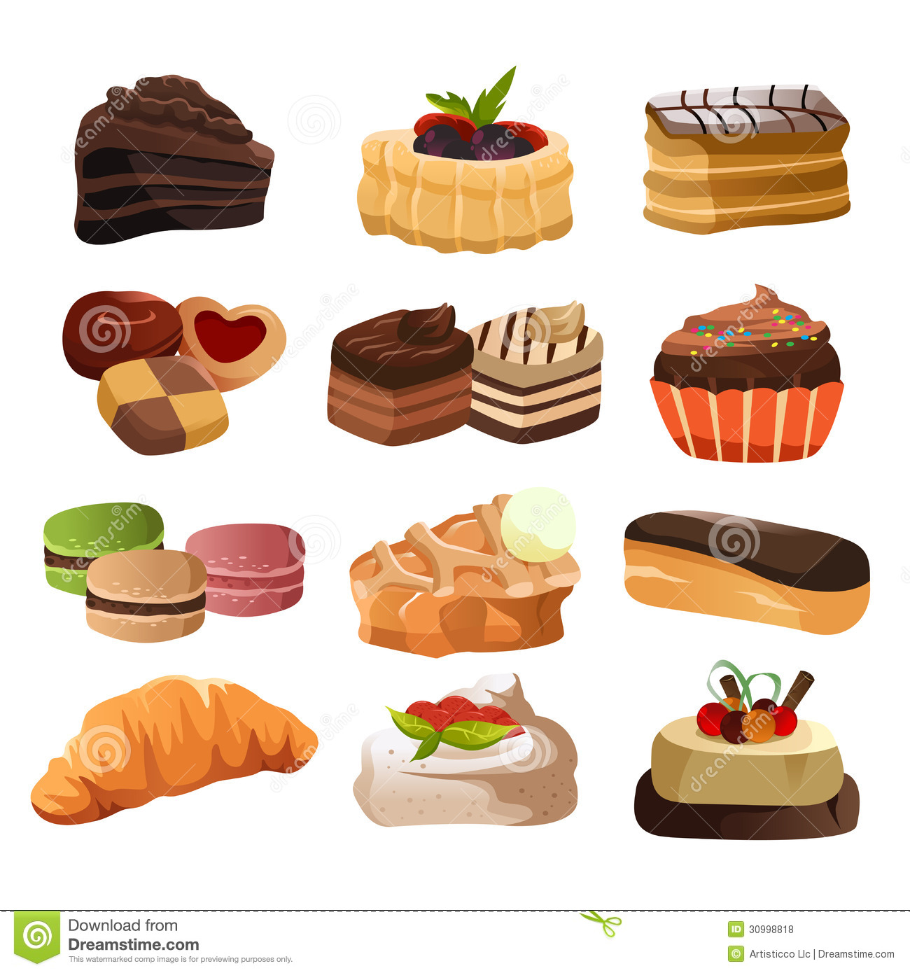 Pastry clipart hat Cliparts Pastry Clipart Free Pastry