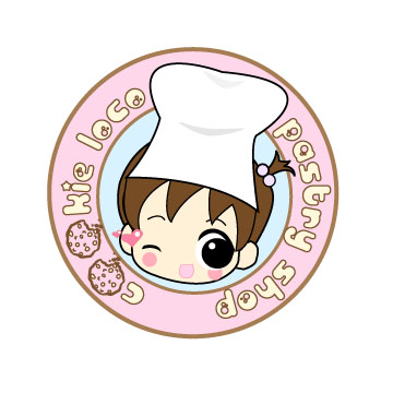 Pastry clipart logo By  by ~Maggie Shop