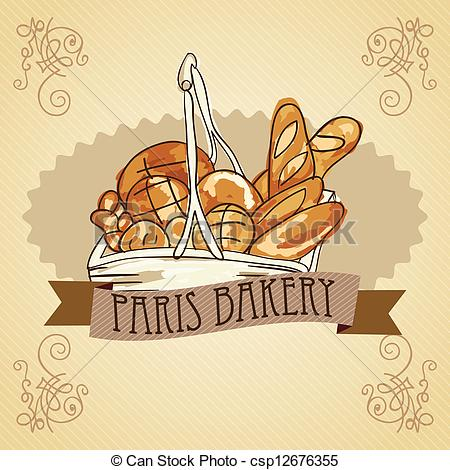 Pastry clipart logo Of  Bakery & Clipart