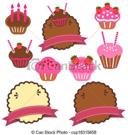 Pastry clipart logo Search cake  cake Clipart