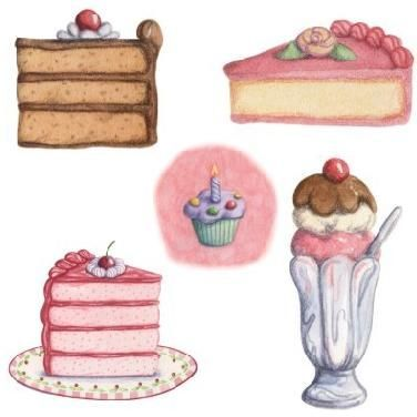 Pastry clipart sweet treat & best on Treats Food