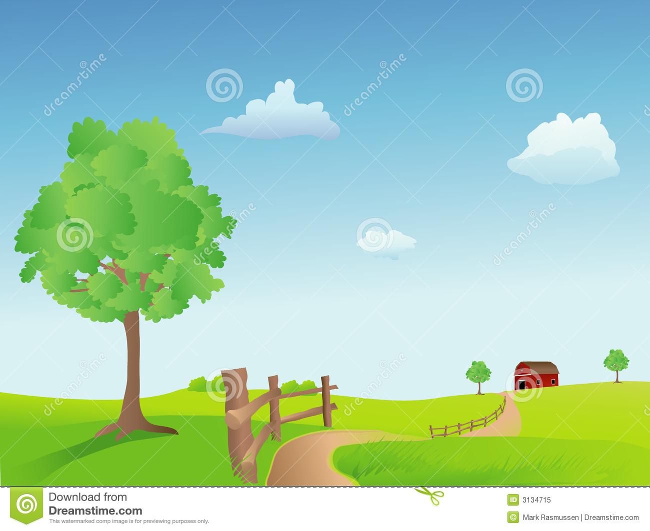 Pasture clipart – Art Download Clipart Art
