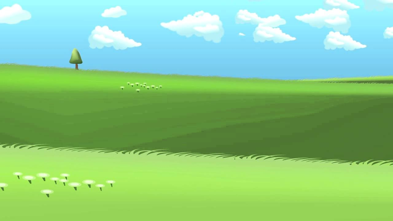 Pasture clipart background Videos Motion Movies Free Movies