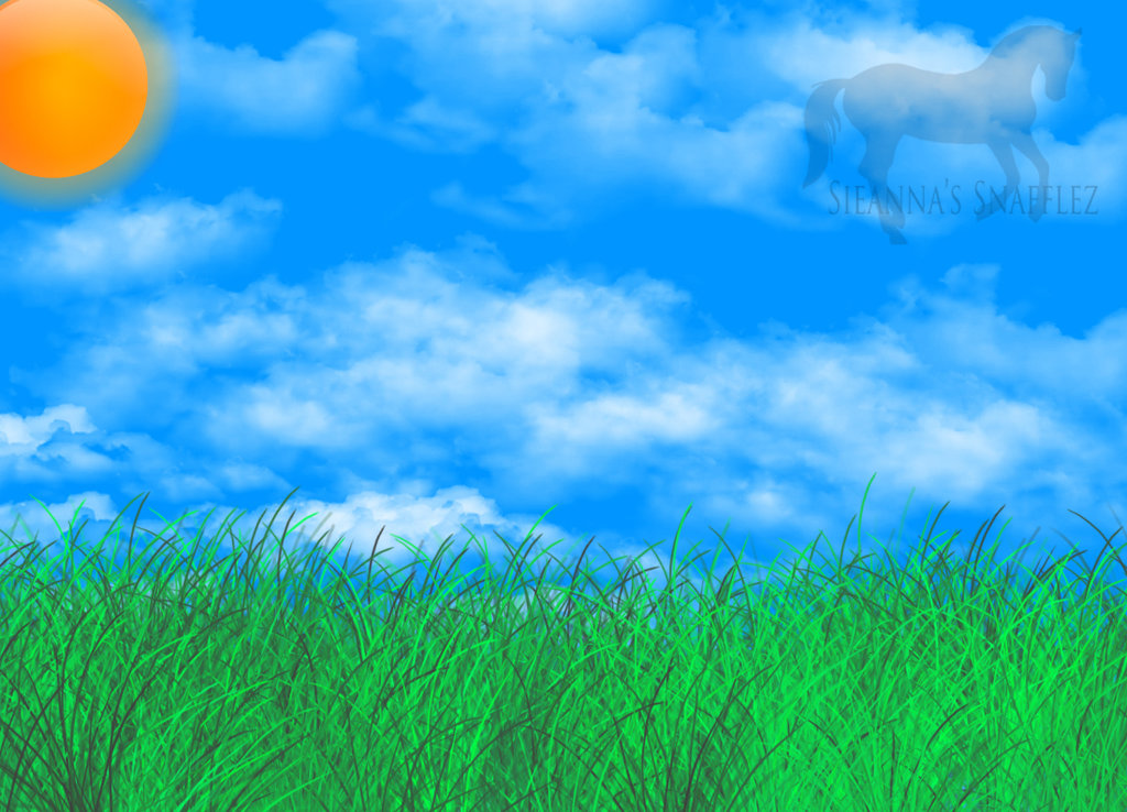Pasture clipart background SieannaBoo SieannaBoo Background Pasture on