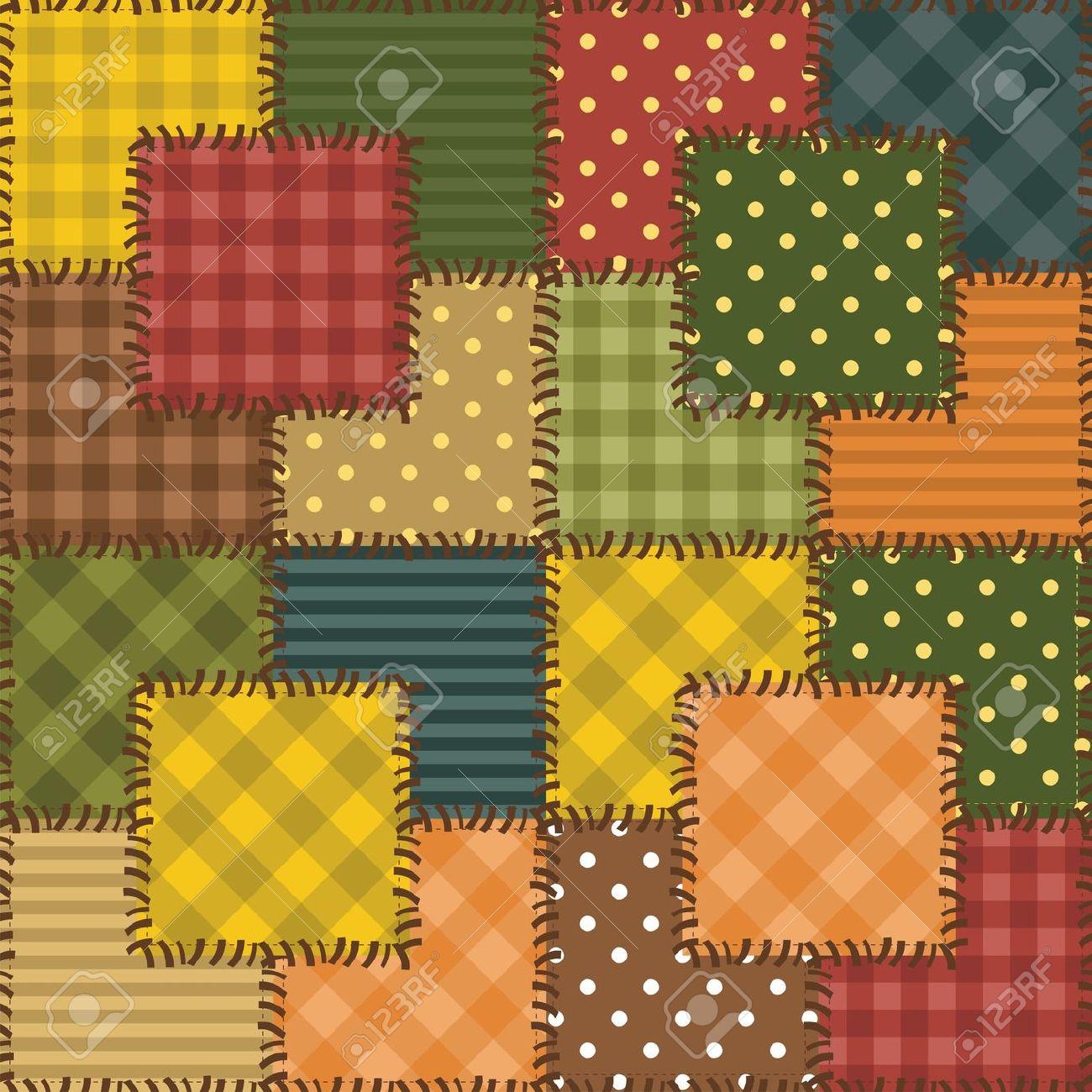 Blanket clipart patchwork quilt Clipartix Quilt patterns clipart Clip