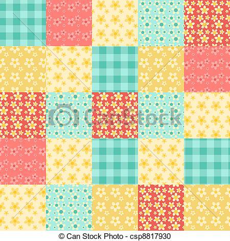 Patchwork clipart colorful Clipart Clip Clip – Patchwork