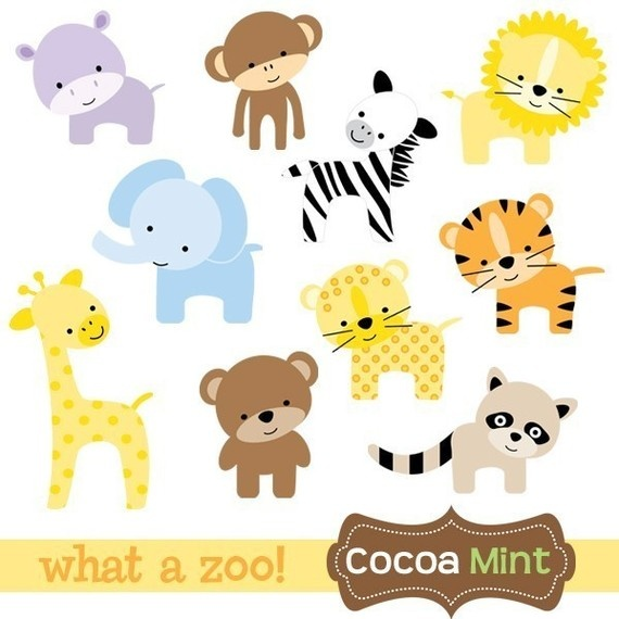 Zoo clipart simple animal Animal images and about Pinterest