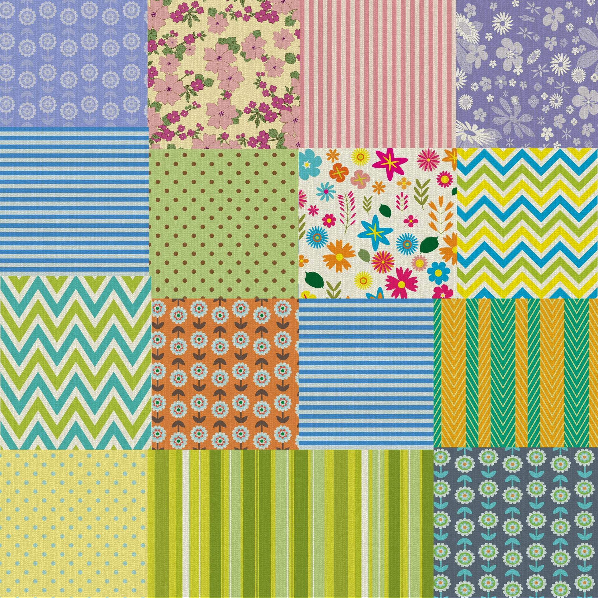 Patchwork clipart fabric patch Photo Background Domain Free Fabric