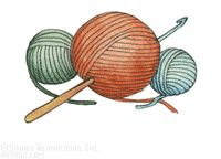 Patchwork clipart knitting Place: FREE to and Crochetoholic's