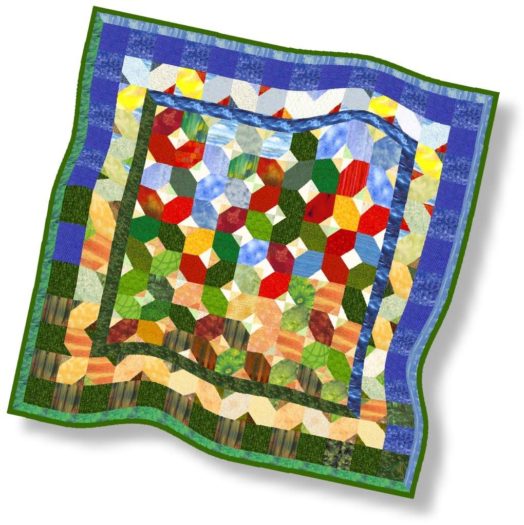 Blanket clipart patchwork quilt Quilt clipart Patchwork clipart clipartfest