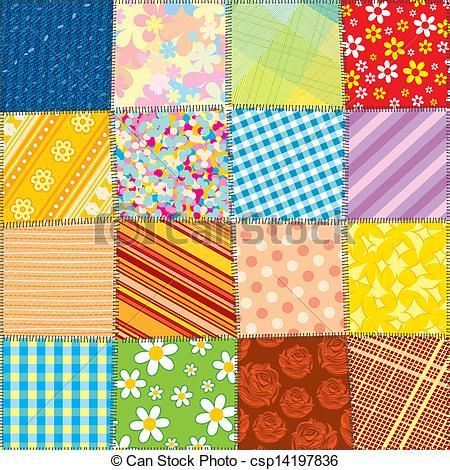 Blanket clipart patchwork quilt Patchwork Texture Quilt Pattern Patchwork