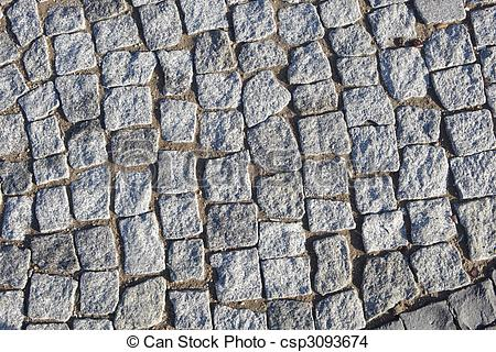 Path clipart cobblestone road A background road cobblestone as