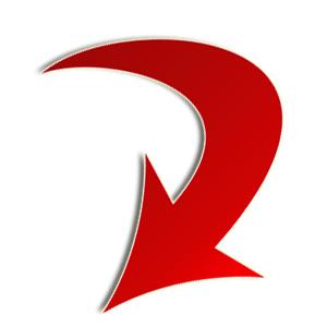 Arrow clipart swoosh #3