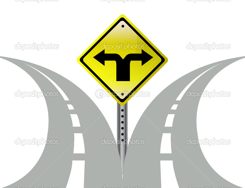Path clipart two road Road arrow BBCpersian7 with Kid