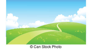 Footprint clipart curved path  Art pathway Path Illustrations