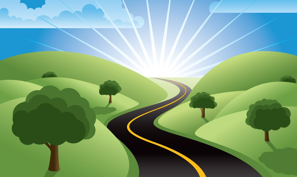 Pathway clipart two road #10 clipart Download Pathway clipart