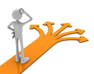 Pathway clipart academic advisor Decisions Online UTPB to Orientation