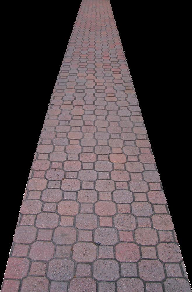 Pathway clipart brick path Clipart Cobblestone ClipartFan and Vector