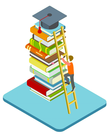 Pathway clipart college admission College in sophomore Home for