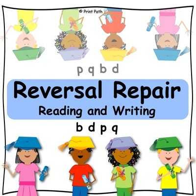 Pathway clipart confused child For p Repair q p